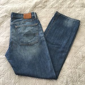 Lucky Brand 363 Vintage Straight Jeans - 32 x 30